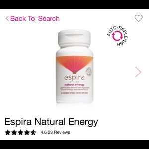 Espira by Avon Natural Energy
